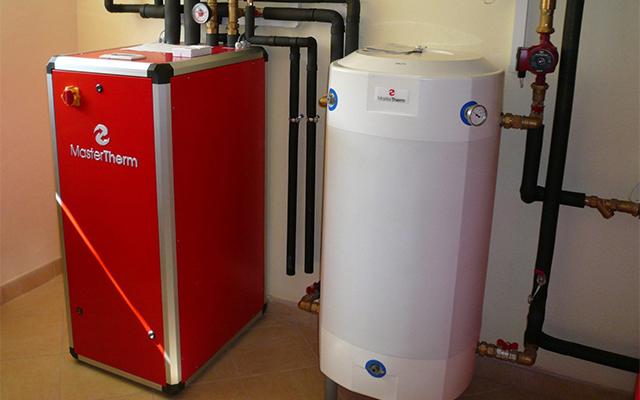 Orth - Kälte Klimatechik Wärmepumpen - Wärmepumpe