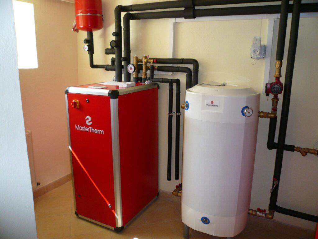 Orth - Kälte Klimatechik Wärmepumpen - Wärmepumpen Aufstellung