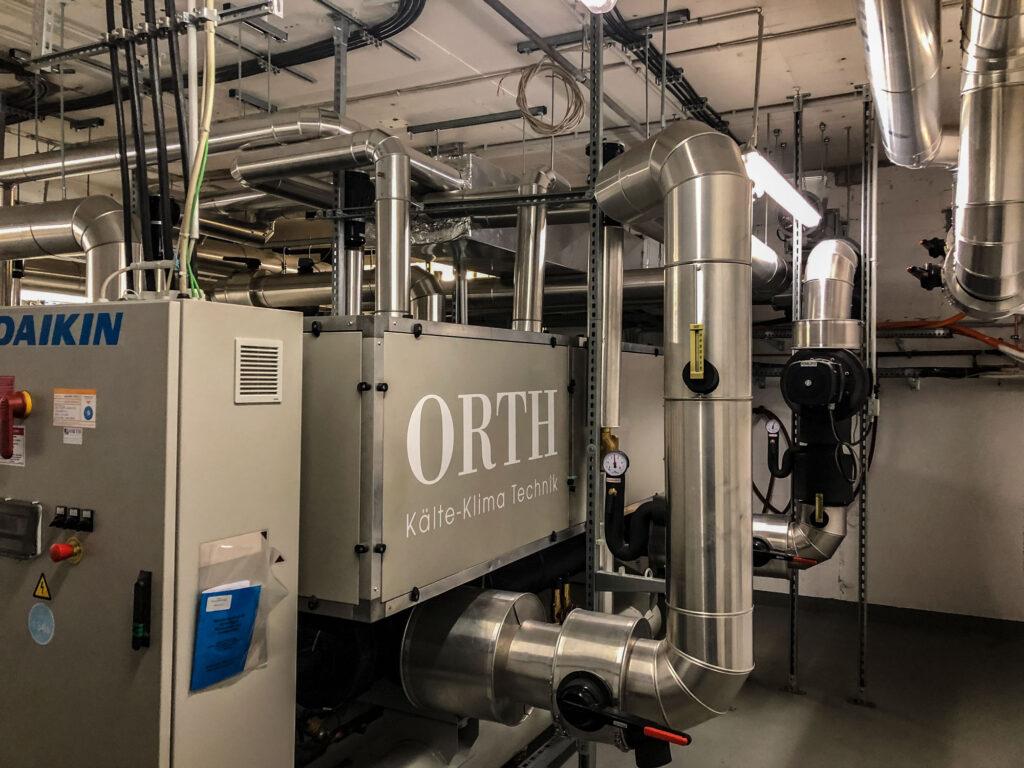 Orth - Kälte Klimatechik Wärmepumpen - Kältetechnik